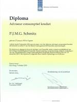 DiplomaConsumptiefKrediet