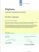 DiplomaHypothecairKrediet